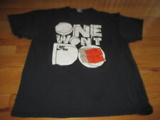 """Vintage Nike Air Silver Label """"ONE WON'T DO"""" (2XL) T-Shirt """"Swoosh"""" SNEAKERS"""