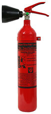 EDV DIN EN 3 GS Kohlendioxid Feuerlöscher mit Wandhalterung - 5kg