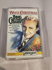 Bing Crosby White Christmas Cassette Laserlight