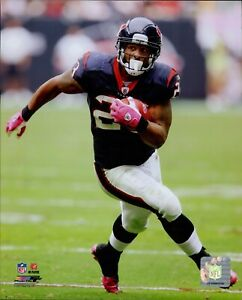 Arian Foster Houston Texans NFL Licensed Unsigned Glossy 8x10 Photo A