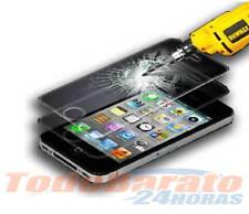 PROTECTOR CRISTAL TEMPLADO PARA IPHONE 4 4S 4G