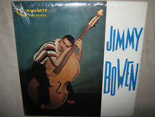 JIMMY BOWEN and The Rhythm Orchids RARE SEALED New Vinyl LP RE Texas Rockabilly