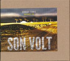 Son Volt Honky Tonk RARE promo advance CD '13 (never played)