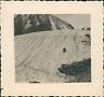 France, La Tête Rousse, le Glacier, Massif du Mont-Blanc     Vintage silver prin