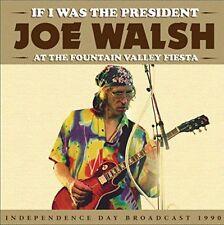 Joe Walsh - If I Was The President [CD]