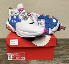 Nike React Presto 'White Multi' Sneakers Running Casual Men's Size 9.5 / 11 Wmns