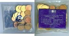 Monnaie - FRANCE 2002 sachet 15,24 euros uttilisation 1er janvier 2002 scellé