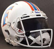 FLORIDA GATORS NCAA Gameday REPLICA Football Helmet w/ OAKLEY Eye Shield