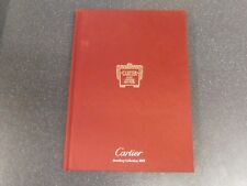 CARTIER JEWELLERY COLLECTION 2013 SUPERB CONDITION