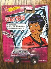 Hot Wheels 2013 Pop Culture Star Trek 1988 Jeep Wagoneer