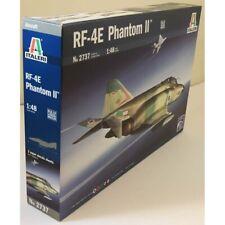 Italeri 1:48 2737 RF-4E PHANTOM 11 Model Aircraft Kit
