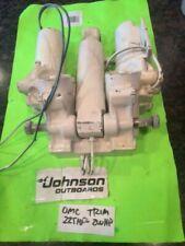 Johnson evinrude outboard 225hp trim 200hp OMC v6