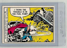 1966 DONRUSS MARVEL SUPER HEROES TRADING CARD # 62 Mighty Thor