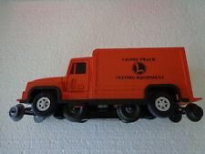 """""""O"""" 0/27 LIONEL ON TRACK STEP VAN OPERATING TRACK TESTING EQUIPMENT"""