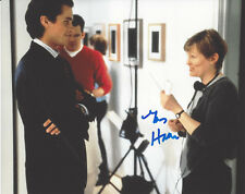 MARY HARRON AMERICAN PSYCHO FILM DIRECTOR HAND SIGNED 8X10 PHOTO C w/COA PROOF