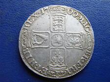 William III silver Halfcrown 1700
