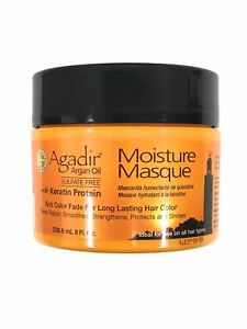 Agadir Argan Oil with Keratin Protein Sulfate-Free Moisture Masque 8 oz