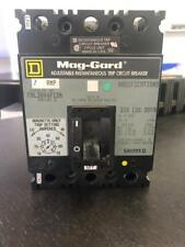 Square D Mag Guard Fal3600712M Ser 2, 7 Amp Circuit Breaker