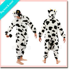 COW KIGURUMI - Adult Costume shipped from USA - Sazac Kigurumi Animal Pajamas