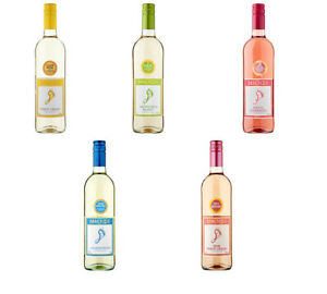 Barefoot variety  6 x 75cl Direct  free delivery white wine