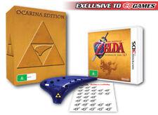Zelda Ocarina of Time 3D Ocarina Edition Replica EB Games Exclusive edition