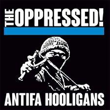 THE OPPRESSED ANTIFA HOOLIGANS EP (blue vinyl)