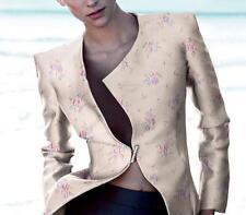 Elegant Flora Embroidery Fashion Fabric Jacquard Design Customized Fabric 1M