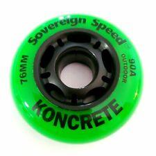 70mm 72mm 76mm 80mm 84mm 100mm Inline Skate Rollerblade Wheels 1 2 4 8 packs