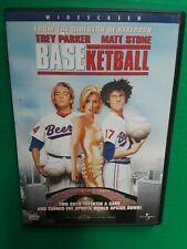 Baseketball (Dvd, 1998, Widescreen, Universal) Matt Stone, Trey Parker