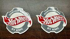 Hot Wheels Vinyl Decal Sticker Car Vehicle Window Wall Graphic Racing Race
