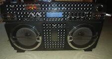 Rare famous stars and straps Lasonic i931 BoomBox IPod ghetto blaster stereo