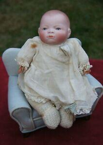 1923 Grace Storey Putnam Bye-Lo Baby Sleeper All Original! Froggy Legs Doll