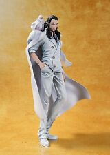 Japan Figure BANDAI Figuarts ZERO One Piece Rob Lucci Film Gold Ver. from Japan