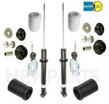 For VW Cabrio Golf Jetta Bilstein TC B4 Rear Shocks & Bellow Bumper Mounting Kit