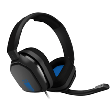 Astro A10 Wired Stereo Gaming Headset - Blue / Gray - PS4+Xbox One