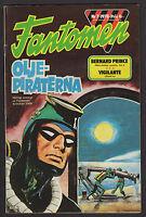 The Phantom - Fantomen - 1978 Vintage Swedish Comic 1978 #NR 7 VG-FN