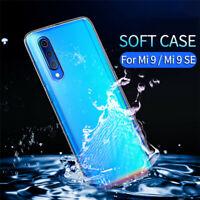For Xiaomi Mi Poco X3 NFC 10 10T Lite Ultra-thin Soft Transparent TPU Case Cover