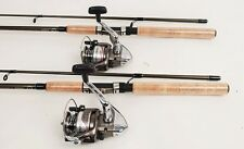 2 Shimano Syncopate 4000 Spinning Reels 7ft Rods NEW