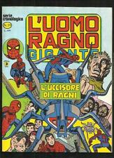 L'UOMO RAGNO CORNO GIGANTE 39
