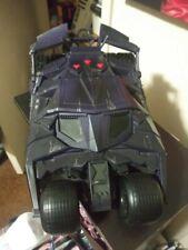 Batman Begins Dark Knight Batmobile Tumbler 2005 Dc Comics Plus Batman Figure
