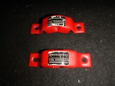 New ListingVintage home Fuel oil Energizer Magnetizer red rubber coated Iron boron magnets