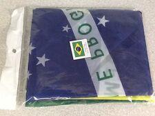 5 x 3Ft Brazil flag