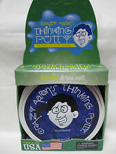 AURA GLOW IN THE DARK Crazy Aaron's Thinking Putty Large 4 inch tin 3.2oz