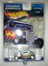 1932 Ford Hot Rods Cruisin' America Hot Wheels Die Cast Car New in Package