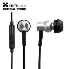 HIFIMAN RE400a HiFi In Ear Monitor (Earphone/Earbuds) with Mic for Android