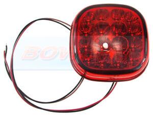 BRITAX 29390.00 LED REAR RED FOG LIGHT LAMP MODULE UNIT 12v/24v JCB TELEHANDLER