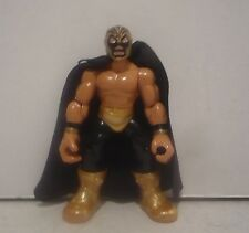 MIL MASCARAS - Mexican Lucha Libre - Wrestler Figure Plastic Toy Made In Mexico