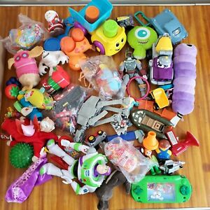 Lot Of Random Girls and Boys Toys & Items Party Grab Bag Stocking Stuffers
