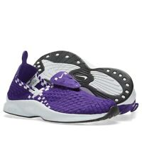 Nike Air Woven Court Purple & White UK9 US10 DS