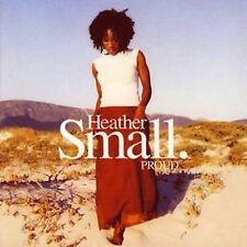 HEATHER SMALL PROUD CD Album MINT/EX/MINT
